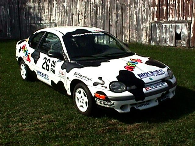 The Cow Car
